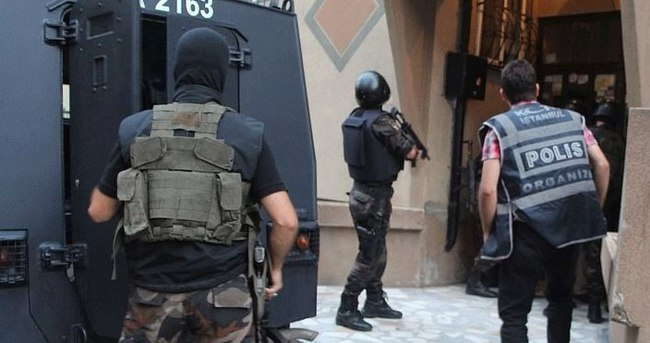 Van'da PKK operasyonu: 12 gözaltı