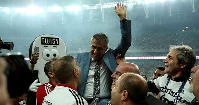 Şenol Güneş: Türkiye'nin en iyi futbolcusu...
