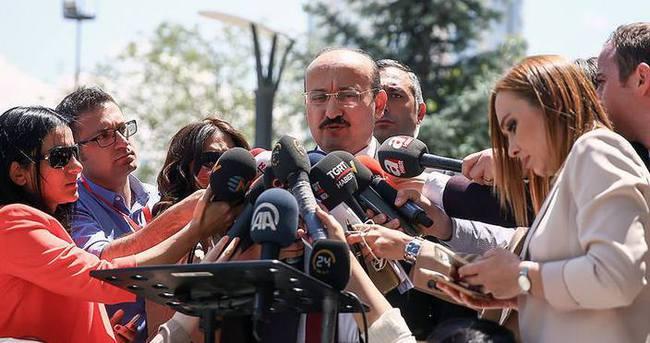 Akdoğan: Yeni kongreyle birlikte ülkemizi ayağa kaldıracağız