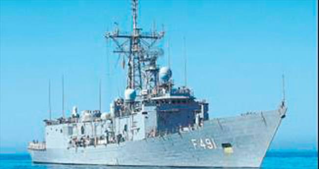 Askeri gemiler ziyarete açılacak