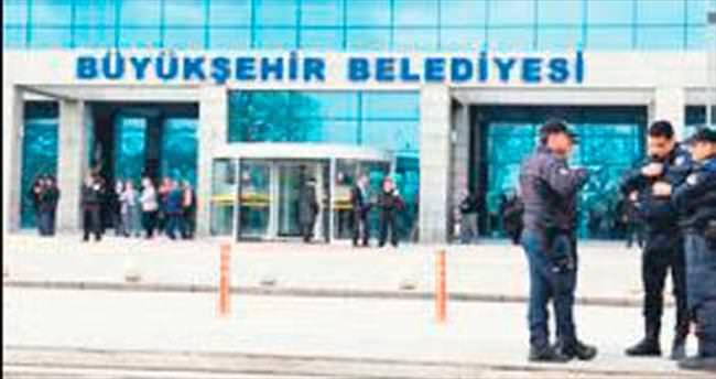 Büyükşehir'den 'Kayıp 553 milyon' iddiasına yalanlama