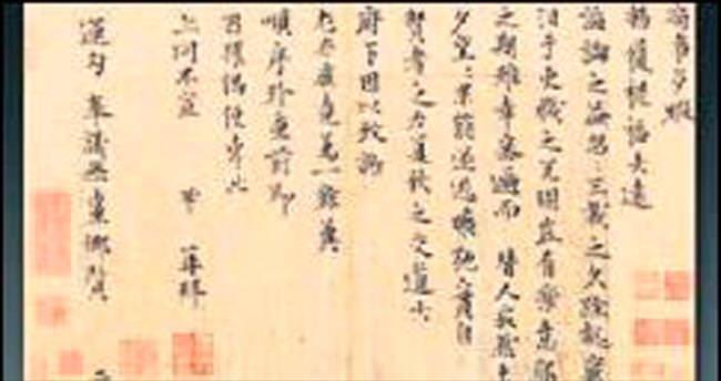 Çince el yazması 95 milyona satıldı