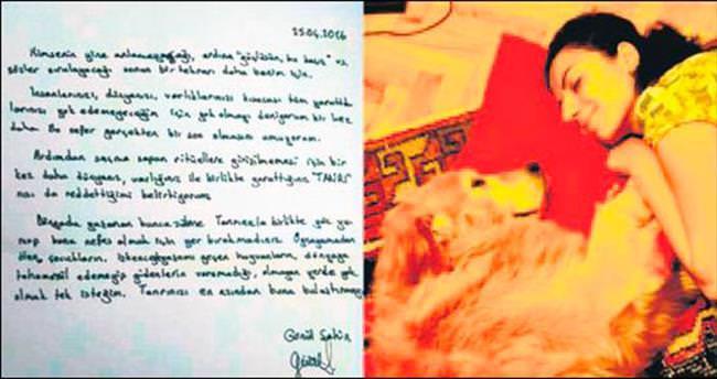 Denizde bulunan ceset aktivist Gönül Şahin'e ait