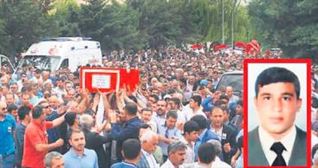 Şehit yakınlarından Demirtaş'a tepki