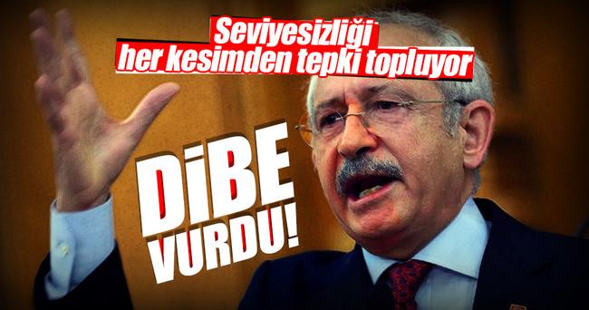Kılıçdaroğlu dibe vurdu
