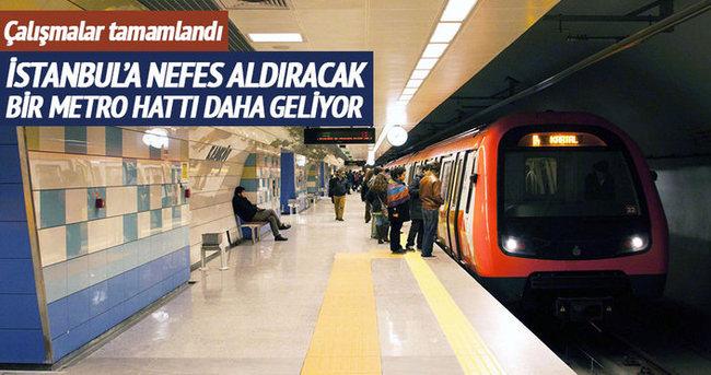 Kaynarca-Tuzla metro hattı geliyor