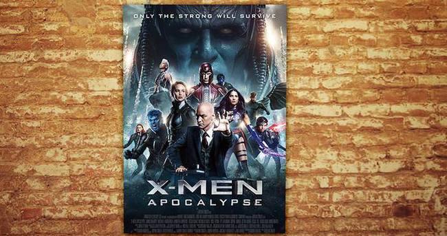 X-Men: Apocalypse yarın vizyona girecek