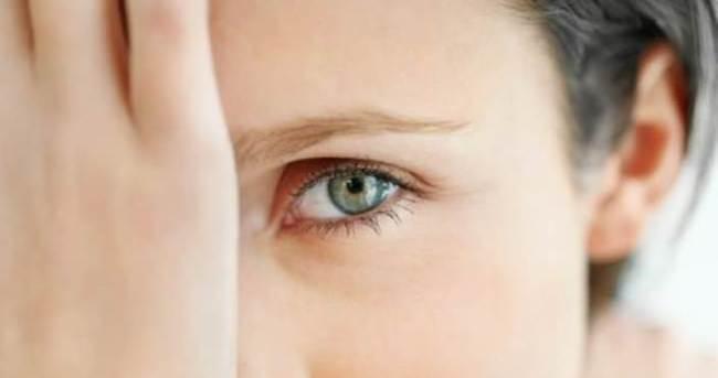 Göz tansiyonu tedavisinde yeni umut