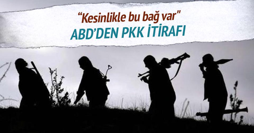 ABD'li büyükelçi: YPG'nin PKK ile bağlantısı var