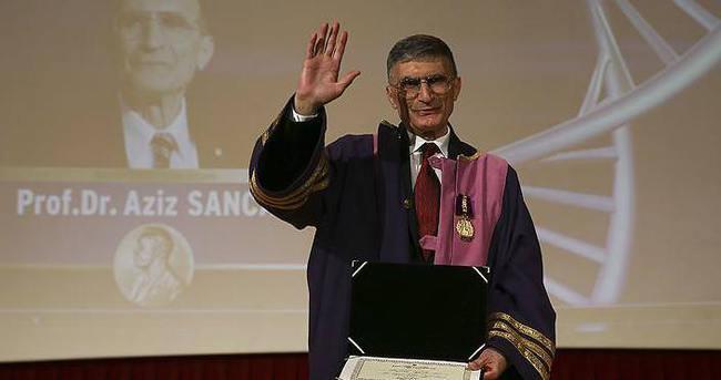 Aziz Sancar'ın adı genetik araştırma merkezine verilecek