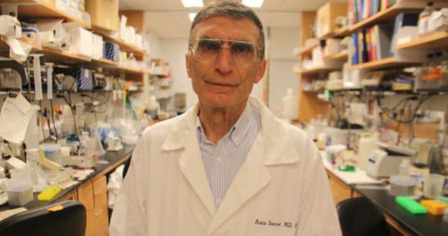 TOBB Başkanı Hisarcıkoğlu Nobel ödüllü Sancar'ı kabul etti