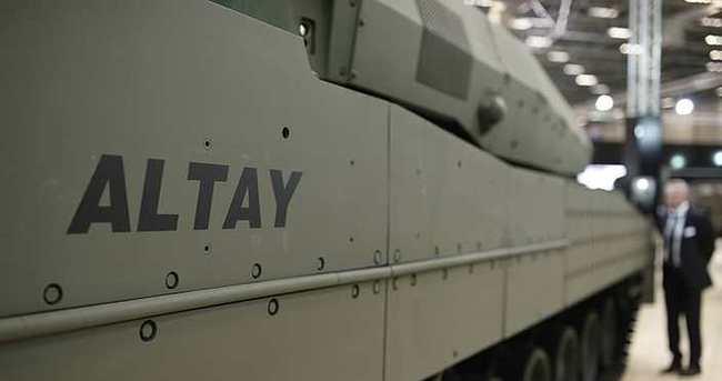 'ALTAY için 100'e yakın Ar-Ge mühendisimiz çalışıyor'