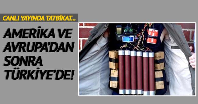 Canlı bomba önleme cihazı Türkiye'de
