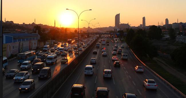 19.00'dan itibaren bu yollar trafiğe kapalı