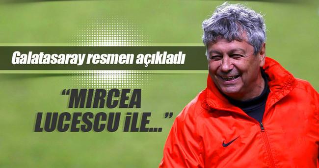 Dursun Özbek açıkladı: Lucescu ile...