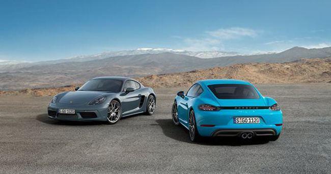 Porsche 718 ailesinin yeni üyesi