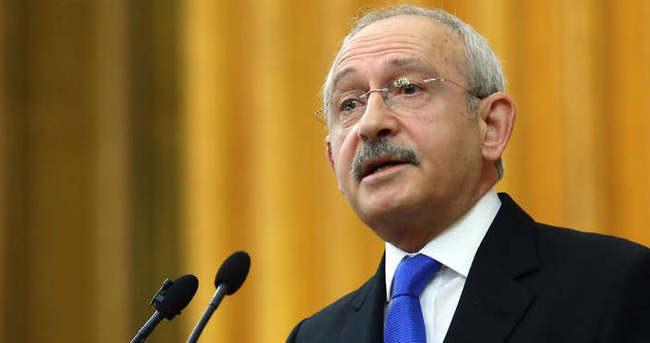 Cumhurbaşkanı'ndan Kılıçdaroğlu'na tazminat davası!