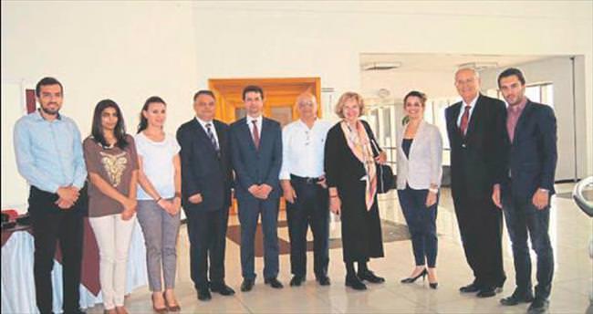 Güvenlik Akademisi'nde Kıbrıs sorunu konuşuldu