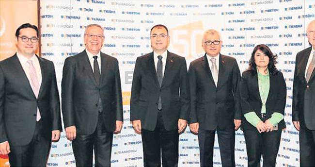 Batı Anadolu'nun hedefi 1 milyar TL