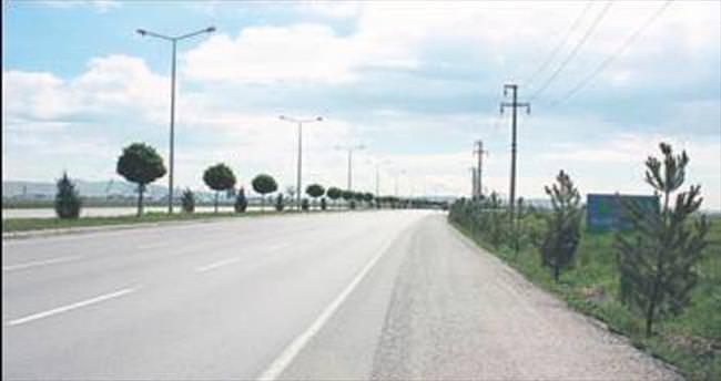 İzmir'in yolları yeşile bezeniyor