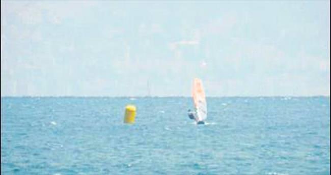 Yelken yarışları Urla'da başladı