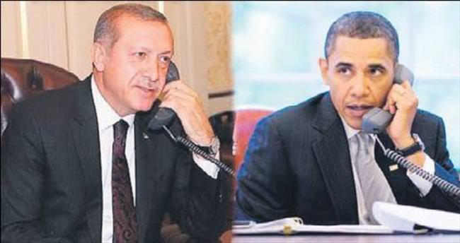 Erdoğan ile Obama 70 dakika görüştü