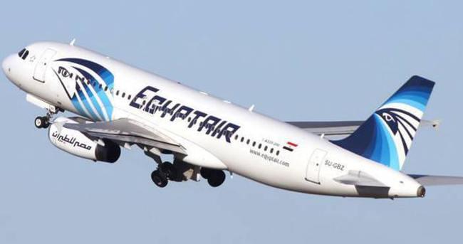Mısır uçağı havada kayboldu
