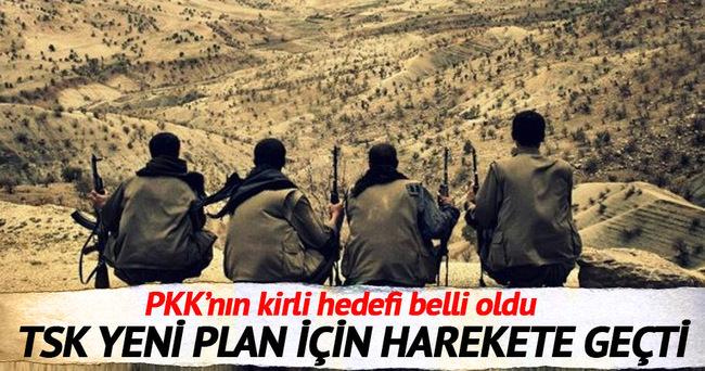 Yeni terör hattı: Afrin-Amanos
