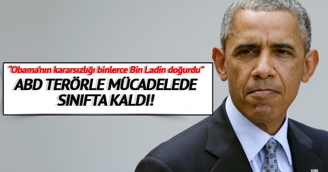 'Obama'nın kararsızlığı binlerce Bin Ladin doğurdu'