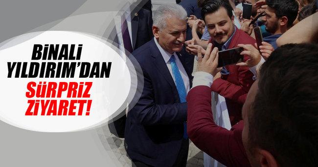 Binali Yıldırım Diyarbakır'a gidiyor!