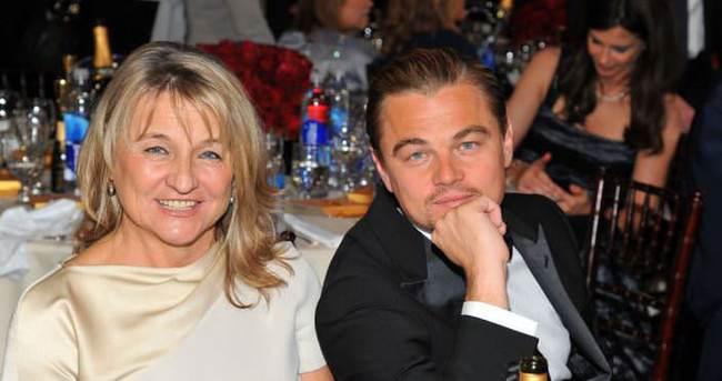 DiCaprio'dan annesine büyük jest!
