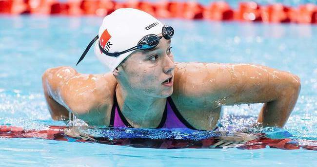 Viktoria Zeynep Güneş yarı finalde