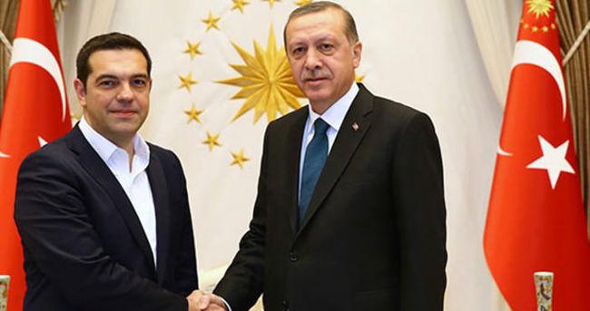 Çipras ve Cumhurbaşkanı Erdoğan İstanbul'da görüşecek