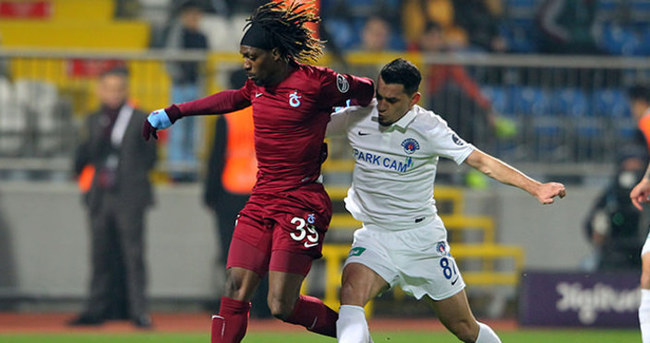 Trabzonspor'dan tarihi bir mağlubiyet daha!