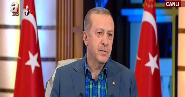 Cumhurbaşkanı Erdoğan,19 Mayıs'ta gençleri ağırladı