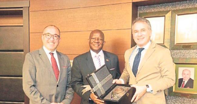 Güney Afrikalı işadamları Mersin'e yatırım yapacak