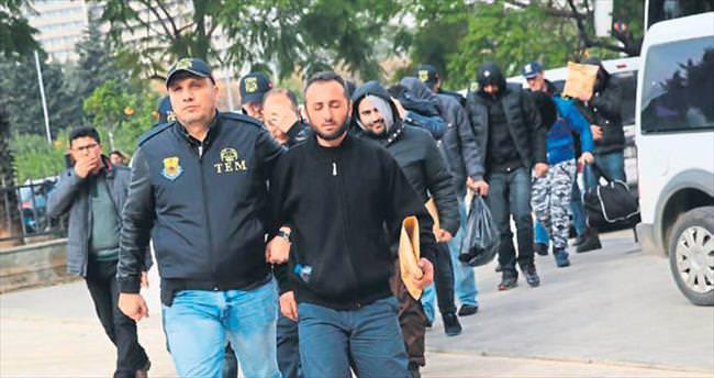 Antalya polisinden teröre büyük darbe