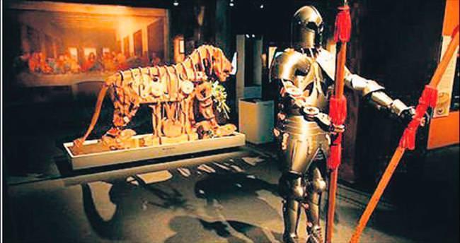 Da Vinci'nin Mekanik Aslan'ı EXPO 2016'da