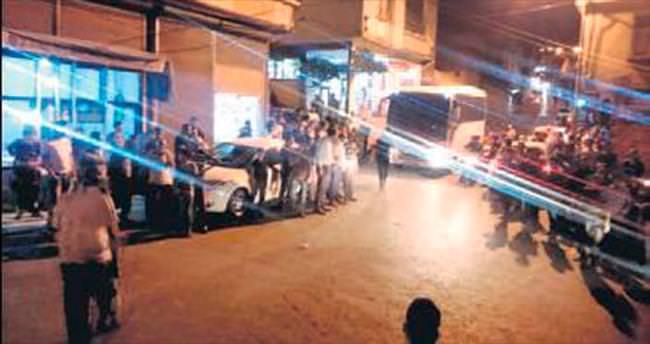 DAEŞ'li canlı bomba kendini patlattı