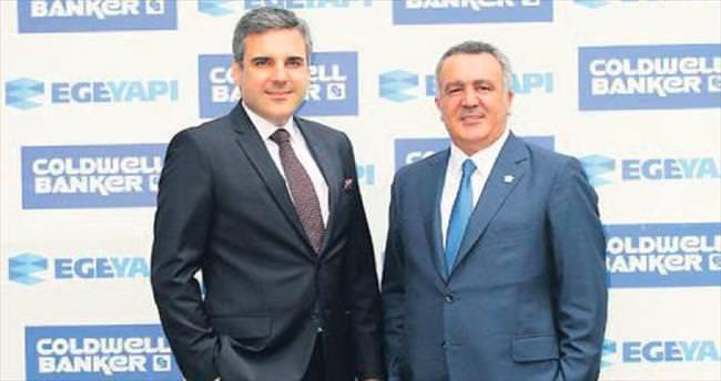 Ege Yapı projelerini Anadolu'da Coldwell Banker satacak