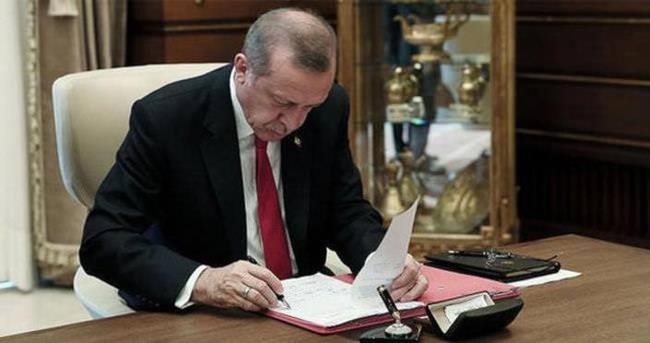 Cumhurbaşkanı Erdoğan 4 kanunu onayladı