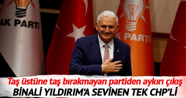 CHP'li Kocaoğlu'ndan Binali Yıldırım yorumu: Dileğim gerçekleşti
