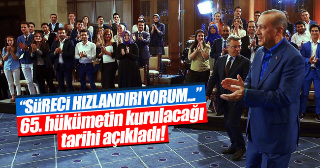 Cumhurbaşkanı Erdoğan ATV - A Haber yayınında konuştu