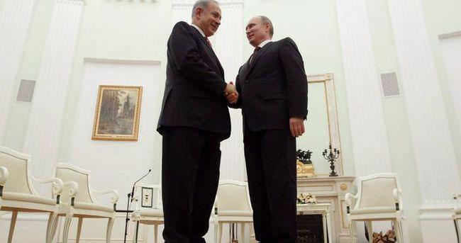 Netanyahu'nun 9 ayda 4. Moskova ziyareti