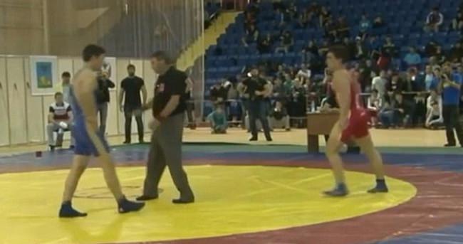 Rusya'da yenilgiyi hazmedemeyen zengin çocuğu kavga çıkardı