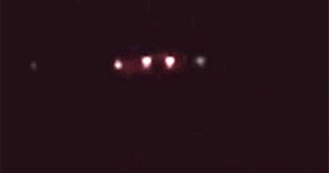 THY pilotundan UFO raporu!