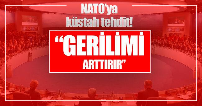 Rusya: Karadağ'ın NATO üyeliği gerilimin artmasını kolaylaştırır
