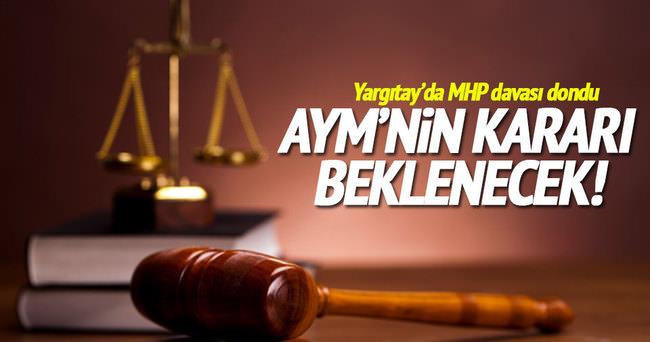MHP kurultay kararını AYM verecek