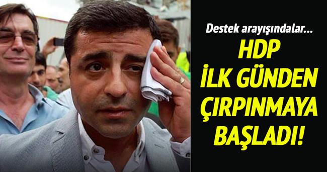 Dokunulmazlık teklifi yasalaştı, HDP çırpınmaya başladı!