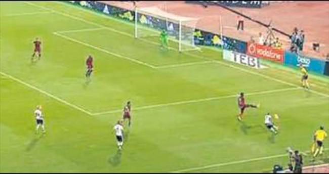 Kartal gol gol gol!
